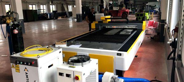 CNC Fiber Laser centri za secenje limova