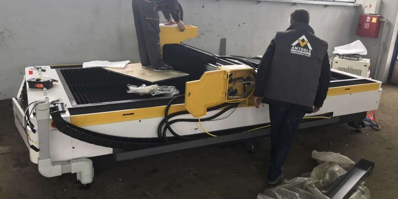 CNC Fiber laseri