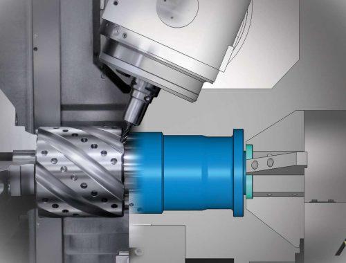 programiranje CNC struga, Esprit CAM