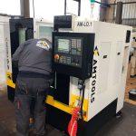 Kupovina nove CNC masine prvo podesavanje
