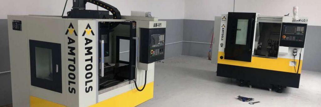 mašine za obradu metala cnc strugovi i cnc glodalice