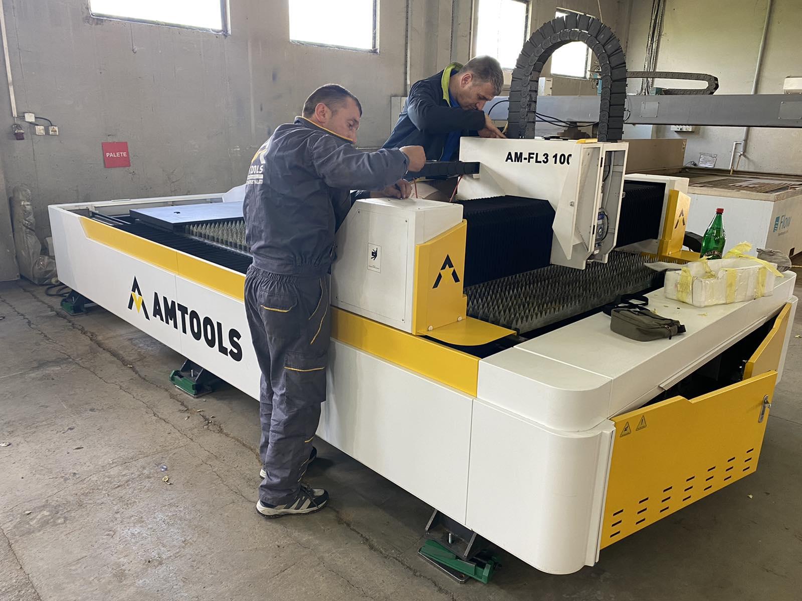 Europe CNC fiber laser