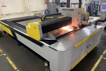CNC Fiber Laser za secenje metala 1500W