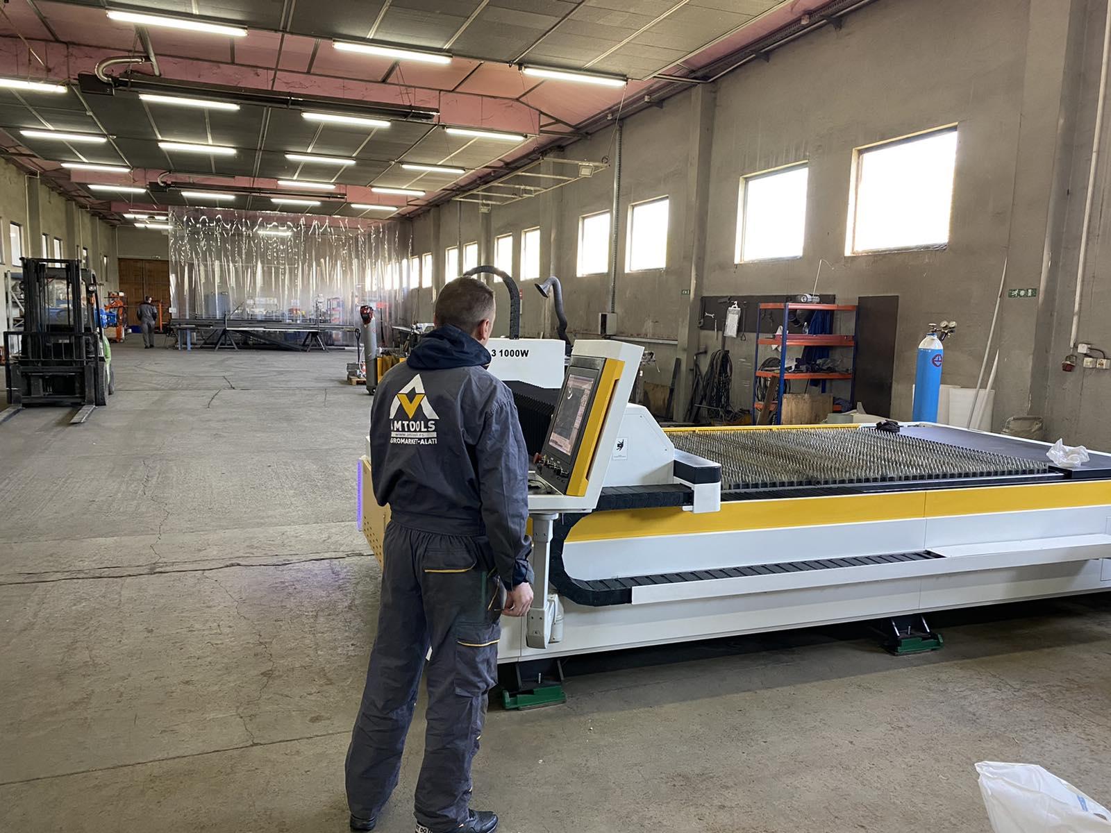 Podesavanje CNC fiber lasera Srbija