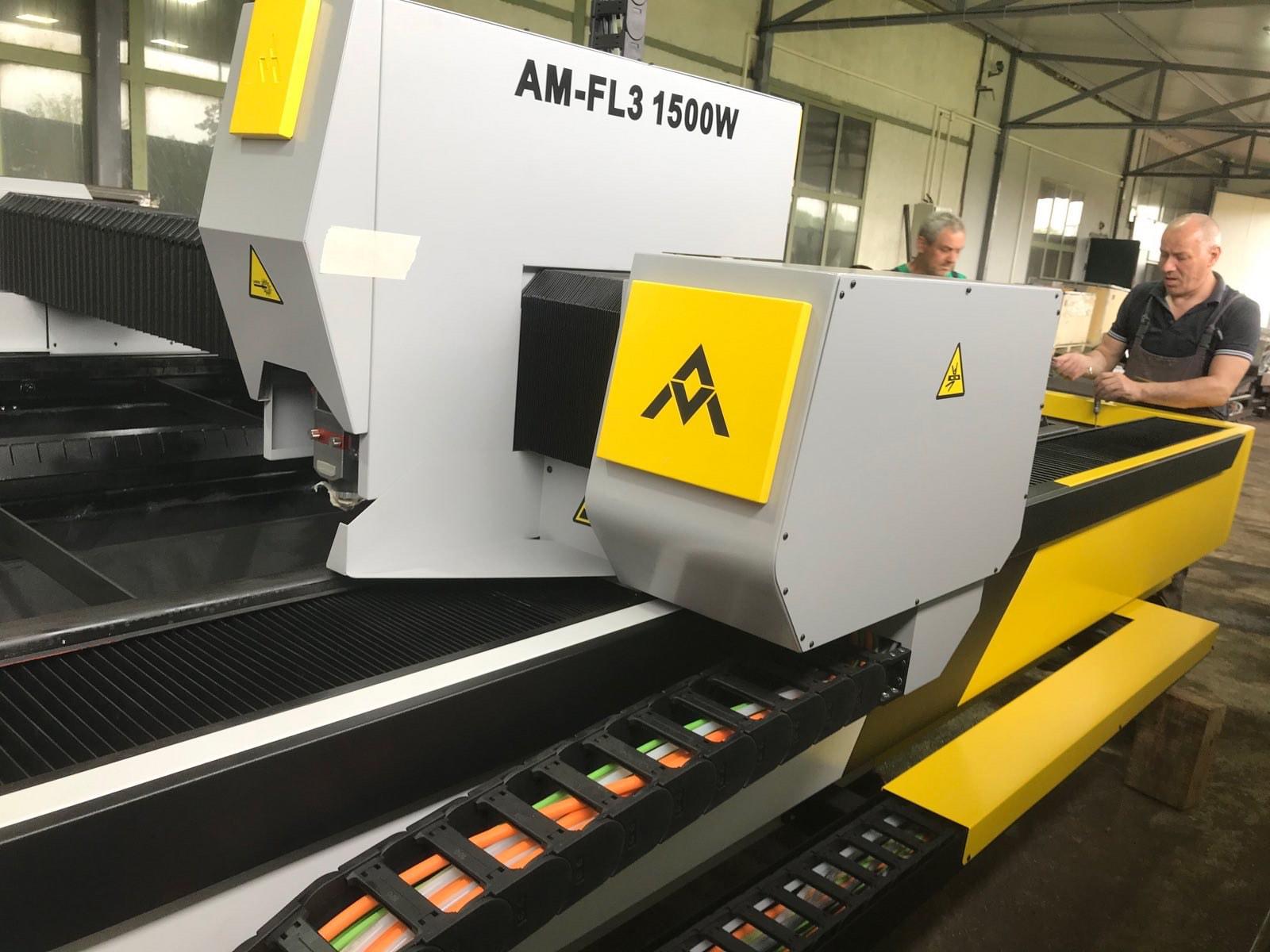 srpski CNC fiber laseri