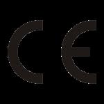 Fiber Laser CE Sign