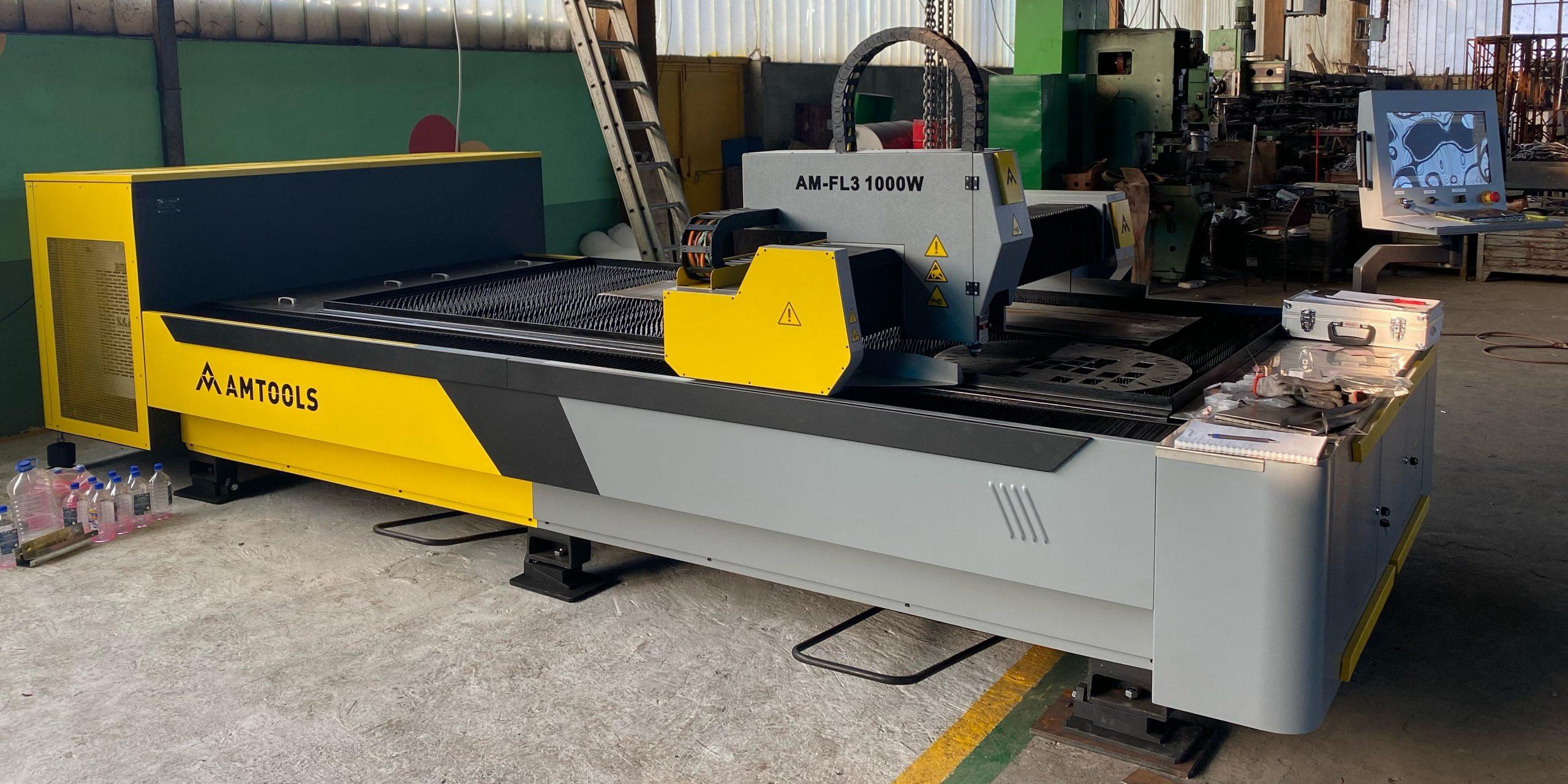 CNC Fiber laser Made in Serbia