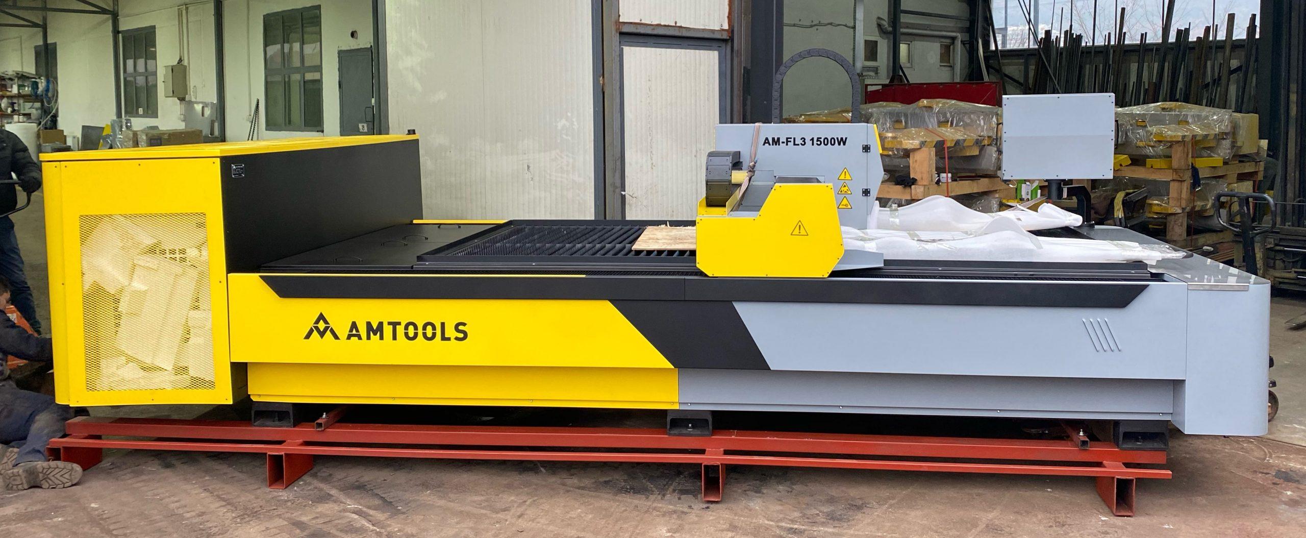 CNC Fiber laser za secenje metala
