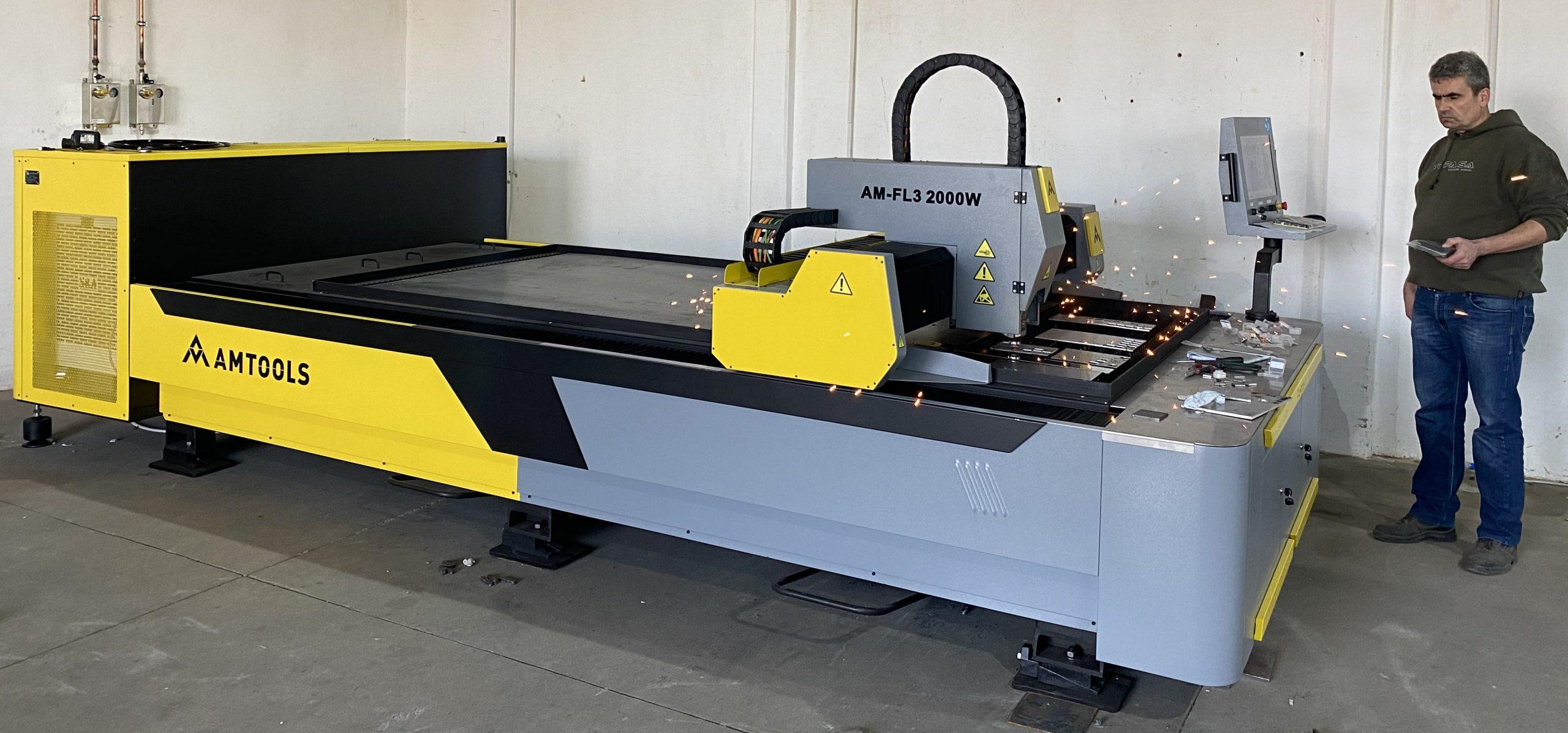 CNC Fiber laser najnovije generacije