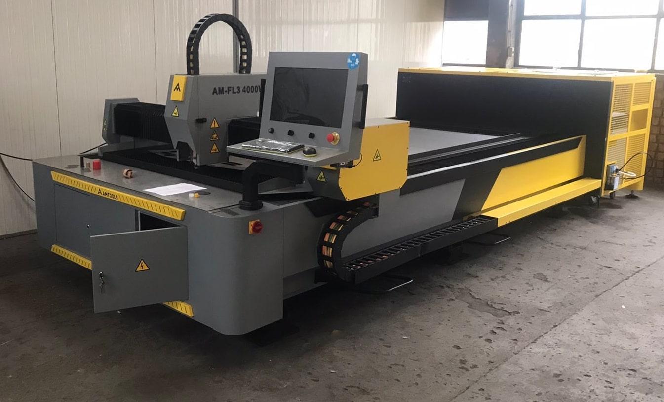 Najnovija generacija CNC Fiber Lasera