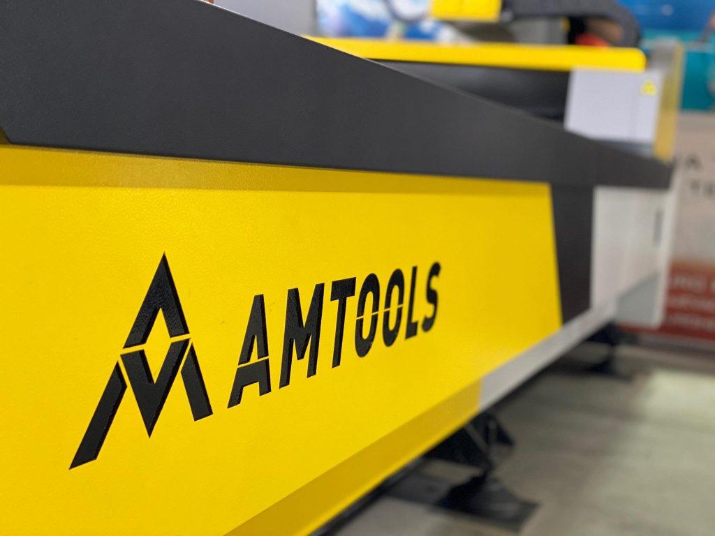 amtools; logo; fiber laser; cnc; made in serbia;
